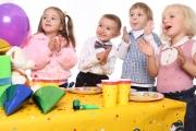 Как сделать праздник ребенка незабываемым
