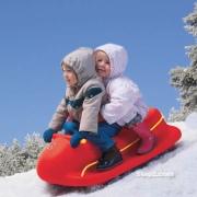 Санки для ребенка: особенности и советы