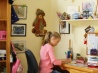 Оформление рабочего места для детей