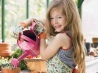 Детская комната: как цветы влияют на ребенка