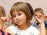 Рацион малышей-дошкольников