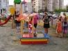 Детская площадка и песочница
