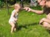 Как уберечь ребенка от падения