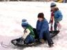 Детские игры и занятия на свежем воздухе зимой