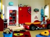 Интерьер детской комнаты для мальчика