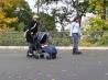 После родов: фитнес с детской коляской