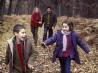 Детское пальто в технике Crazy Wool