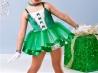 Как сшить платье дочке к новогоднему утреннику