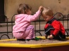 Ребёнок отбирает игрушки, что делать?