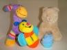 Погремушка - первая игрушка ребенка
