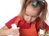 Как научить ребенка аппликации