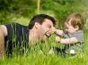 Участие папы в воспитании ребенка: когда начинать?
