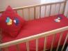 Как сшить для ребенка одеяло из флиса