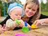 Какими играми увлечь двухлетнего ребенка?