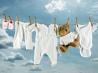 Как стирать детское белье