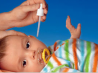 Как лечить отит у грудного ребенка