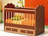 Как правильно застилать кроватку для новорожденного в летнее время