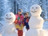 Популярные зимние забавы в детском саду